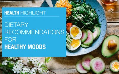 Dietary recommendations for healthy moods