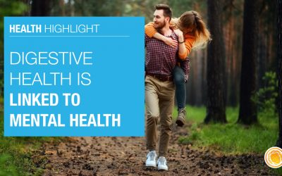 Digestive health is linked to mental health