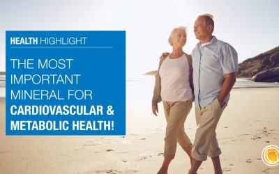 The most important mineral for Cardiovascular & Metabolic health