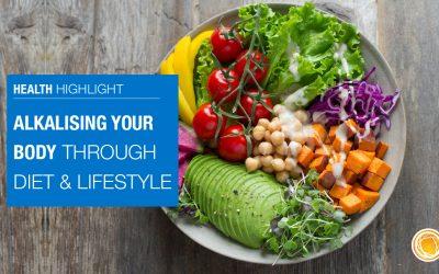 Alkalising your body through diet & lifestyle