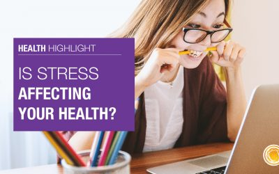 Is Stress Affecting your Health?